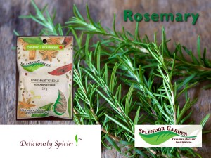 Rosemary spice of week 03 31 14
