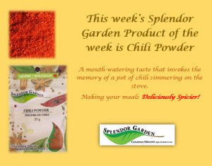 SOTW Chili Powder