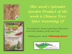 SOTW Chinese Five Spice