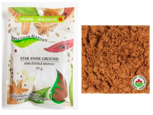 Star Anise Ground