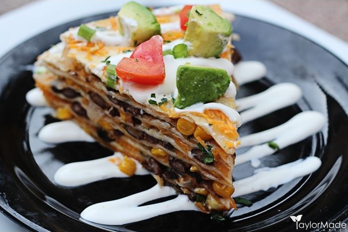 Sante Fe Tortilla Stack - TaylorMadeMarket