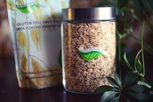 Organic Gluten-Free Oats
