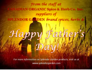 Fathers Day from staff