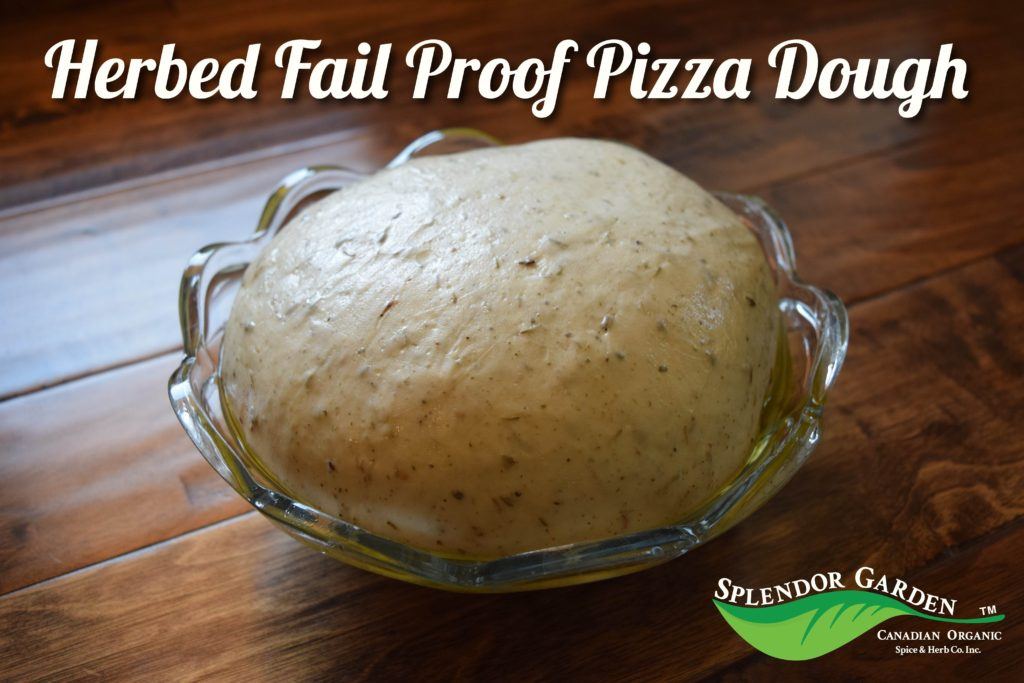 Herbed Fail Proof Pizza Dough-01